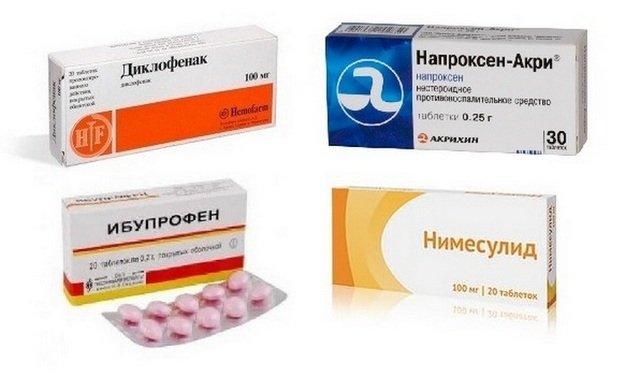 Медикаменты помогают в случае, если пациент испытывает сильные боли и не может полноценно заниматься лечением