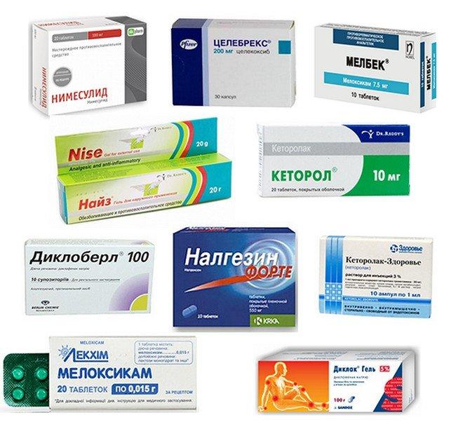 Нестероидные противовоспалительные препараты – отличный метод для избавления от болевых ощущений и восстановления возможности полноценно заниматься лечением