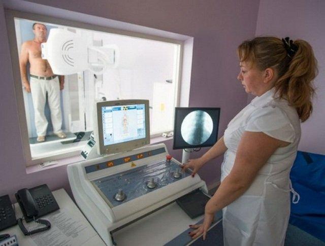 Современные технологии рентгенографии