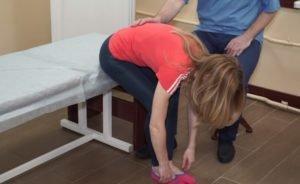 Упражнения ЛФК после операции по удалению межпозвоночной грыжи на позвоночнике поясничного отдела