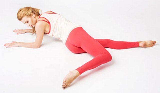Чаще всего достаточно нескольких упражнений для того, чтобы встать на ноги