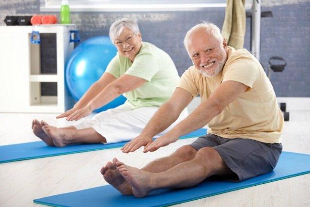Лечебная физкультура всегда приносит пользу, какой бы она ни была