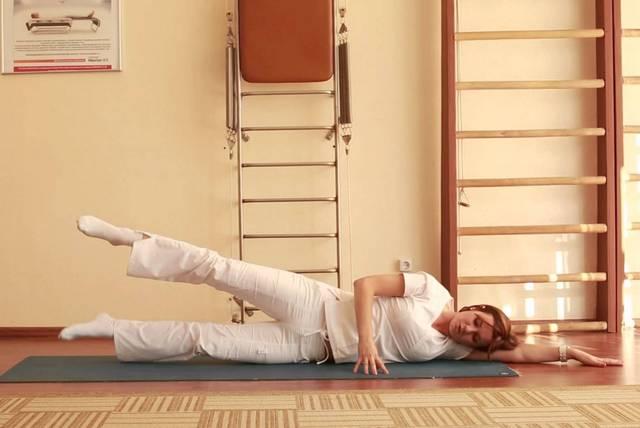 Упражнения при грыже пояснично-крестцового отдела позвоночника
