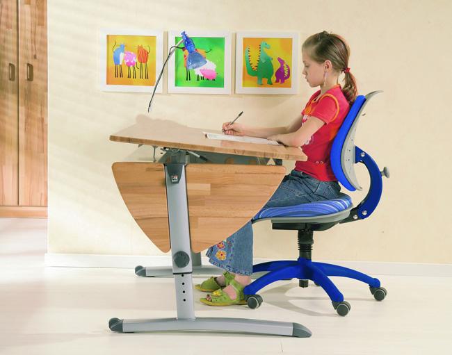 Правильная мебель для здоровья ребёнка