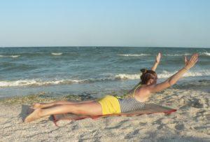 №3 На укрепление прямых мышц спины