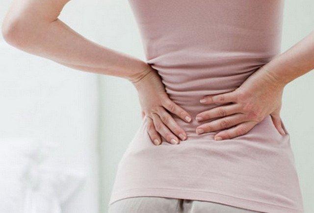 Что делать если болит спина в пояснице