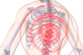Хондроз грудного отдела симптомы