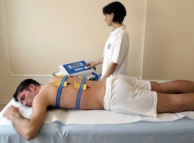 Физиотерапия эффективно помогает избавиться от болезни