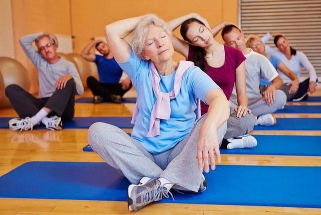 Лечебная физкультура станет отличной профилактикой для болезней спины