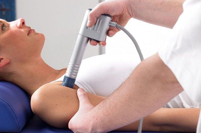 УВТ-терапия позволяет всего лишь волной ускорить излечение
