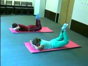 Домашняя гимнастика для лечения сколиоза thumbnail