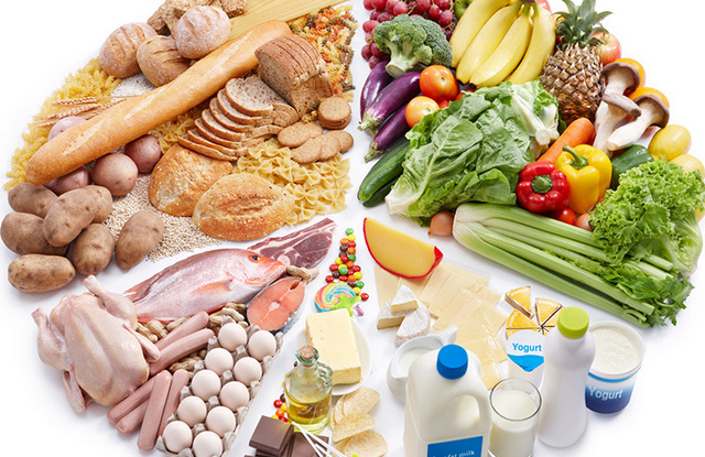 Правильное питание – залог здоровья и долгой жизни
