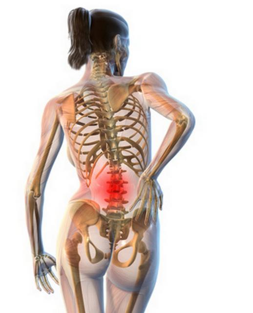 Болит спина в пояснице причины