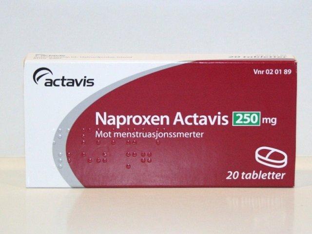 Напроксен – один из самых недорогих лекарств, который может помочь с проблемой боли в спине и в пояснице