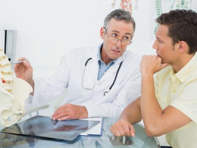 Диагностировать гемангиому можно достаточно просто, поэтому вовремя приступить к лечению несложно