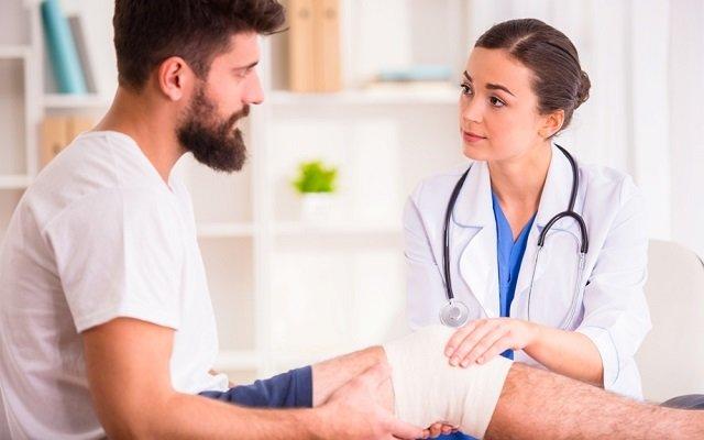 Травматолог – самый первый врач, которого надо посетить после терапевта