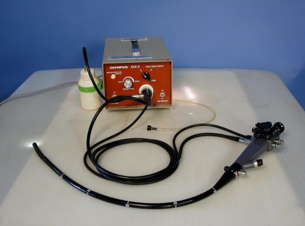 Аппарат для ректороманоскопии