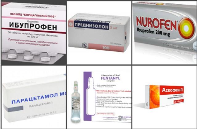 Нестероидные противовоспалительные препараты – самый эффективный вид медицинских препаратов при лечении от различных болевых ощущений, в том числе и от боли из-за защемления нерва