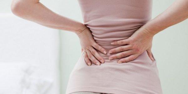 Боли в спине говорят о необходимости лечения