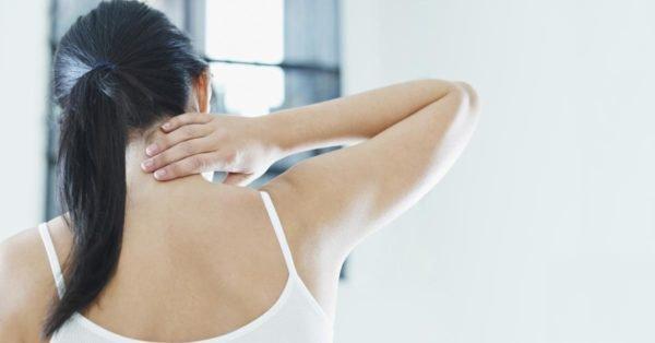 Что делать, если заклинило шею