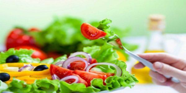 Ешьте больше сырых овощей