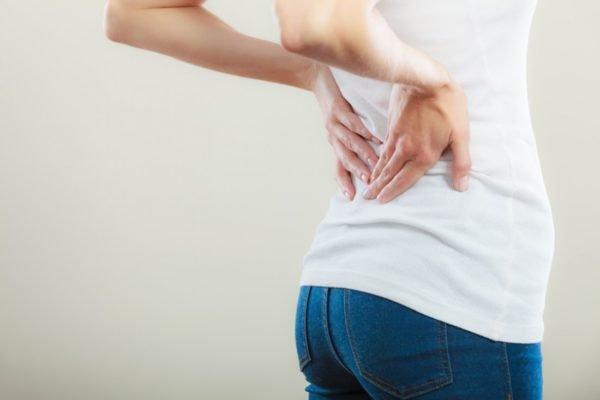 Если беспокоят сильные боли, занятия временно прекращают