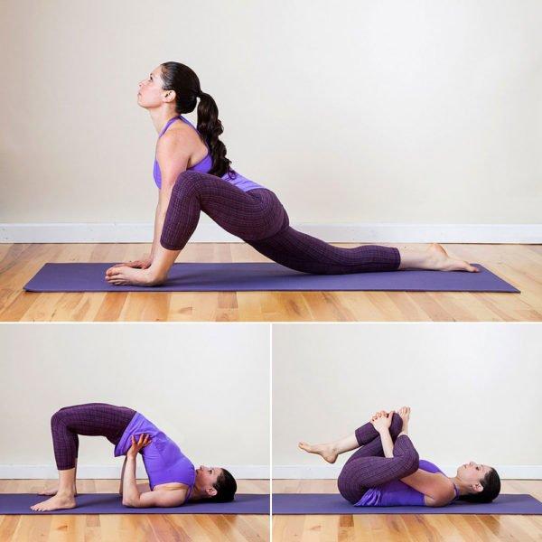 Гимнастика для лечения шейного остеохондроза в домашних условиях