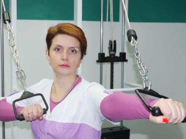 Гимнастика помогает улучшить кровоток и регенерацию тканей