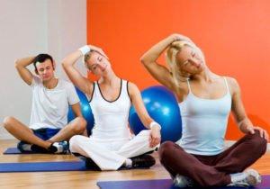 Лечебные физические упражнения