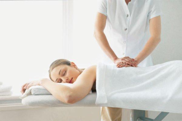 Лечебный массаж выполняют курсами