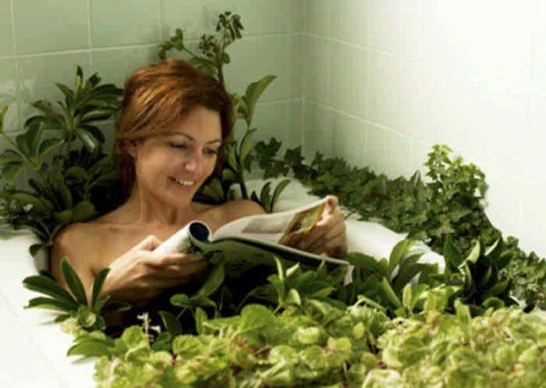 Лечение ваннами