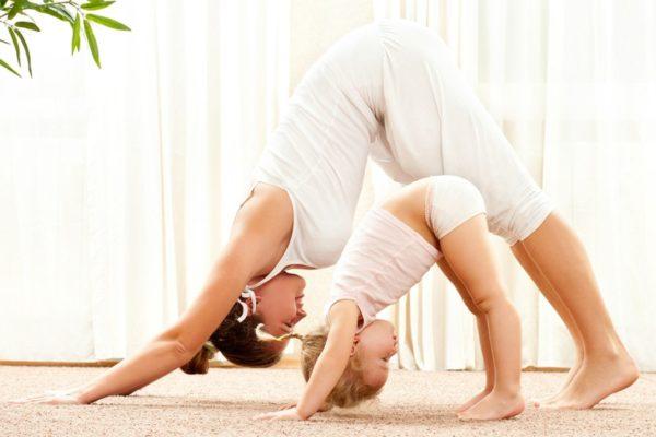 ЛФК обеспечивает необходимую нагрузку на ослабленные связки и мышцы