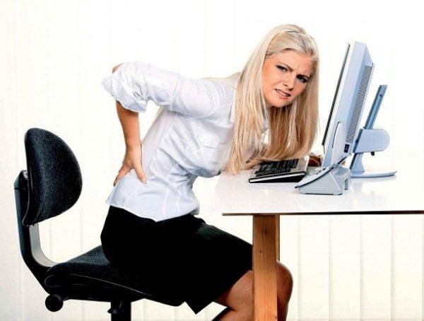 Малоподвижный образ жизни пагубно воздействует на здоровье
