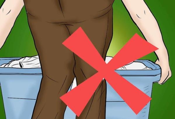 Не поднимайте тяжелые предметы. Может произойти защемление нервов в позвоночнике и повреждение прилегающих мышц