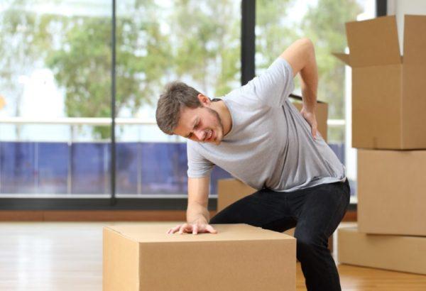Первую помощь при срыве спины можно оказать себе самостоятельно в домашних условиях