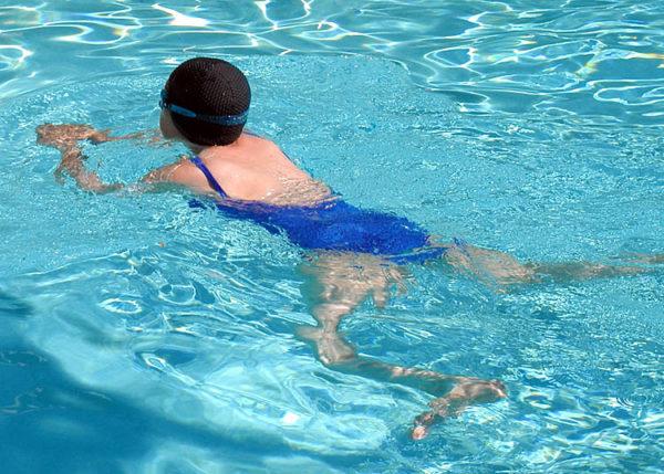Плавание полезно при заболеваниях позвоночника