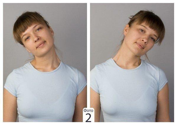 Повороты головы (фото 2)