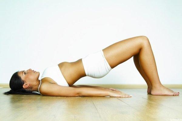Специальные упражнения помогут справиться с болями в спине