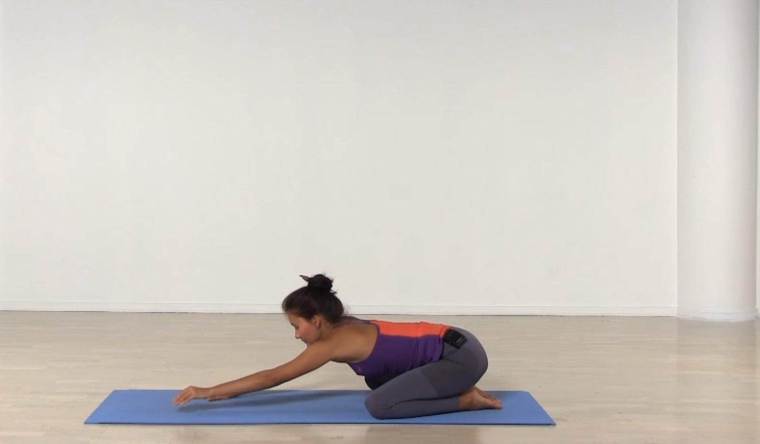 Йога для спины и позвоночника москва