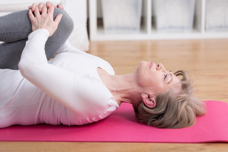 Упражнения для спины при грыже поясничного отдела позвоночника