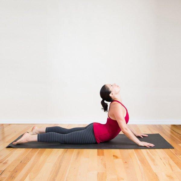 Упражнения не должны чрезмерно выматывать
