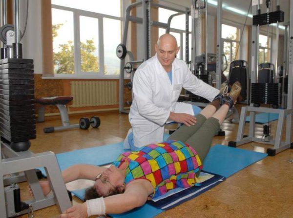 Упражнения по методике Бубновского