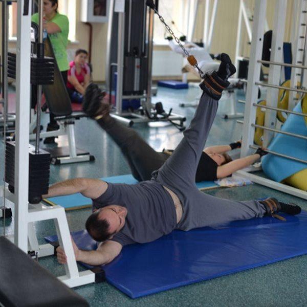 В центрах доктора Бубновского решают проблему лишнего веса и различных заболеваний внутренних органов