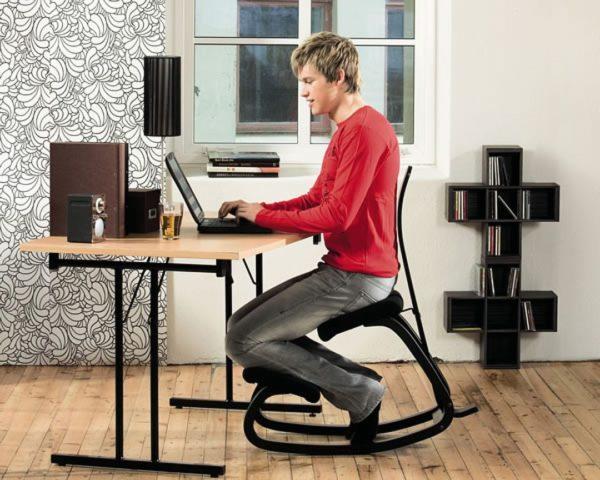 Важно правильно выбирать мебель для работы и отдыха