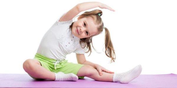 Зарядка полезна для детей