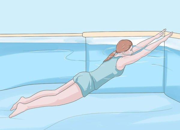 «Супермен» в воде