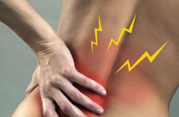 Что делать если защемило нерв на спине