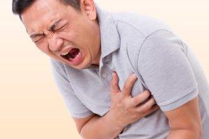 Боль, напоминающая боли в сердце