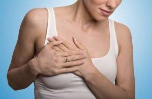 Скованность в груди