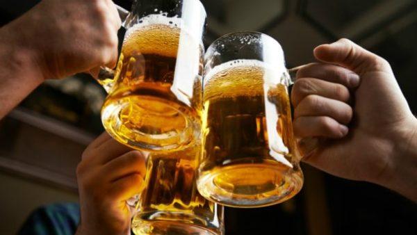 Алкоголь входит в список запрещенных продуктов